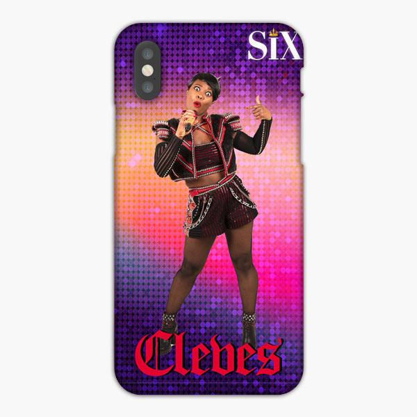 Custodia Cover iphone 6 7 8 plus Six The Musical Clebes
