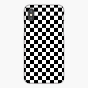 Custodia Cover iphone 6 7 8 plus Ska Checkerboard