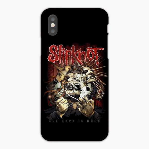 Custodia Cover iphone 6 7 8 plus Slipknot All Hope Is Gone