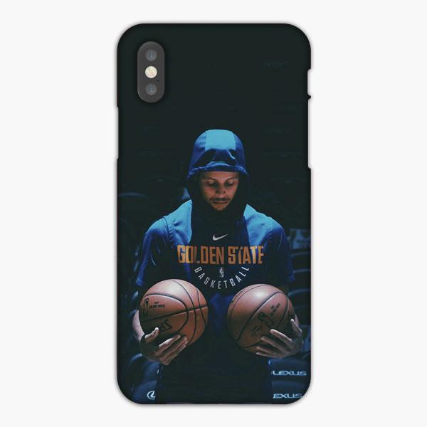 Custodia Cover iphone 6 7 8 plus Stephen Curry Warriors