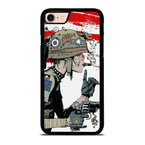 TANK GIRL Cover iPhone 8