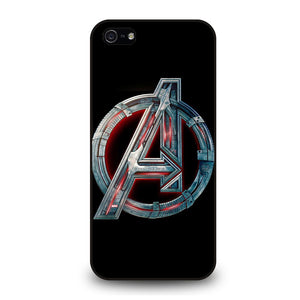 THE AVENGERS ULTRON LOGO Cover iPhone 5 / 5S / SE