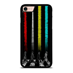 THE BEATLES COLOR ROAD Cover iPhone 8