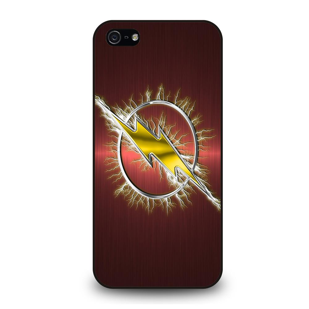 THE FLASH DC Cover iPhone 5 / 5S / SE