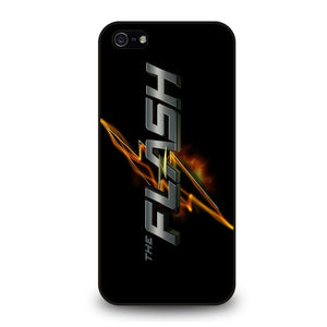 THE FLASH SUPERHERO Cover iPhone 5 / 5S / SE