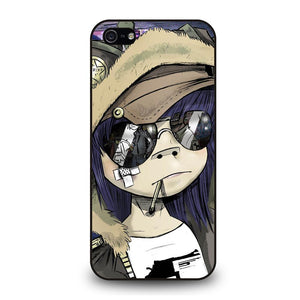 THE GORILLAZ NOODLES Cover iPhone 5 / 5S / SE