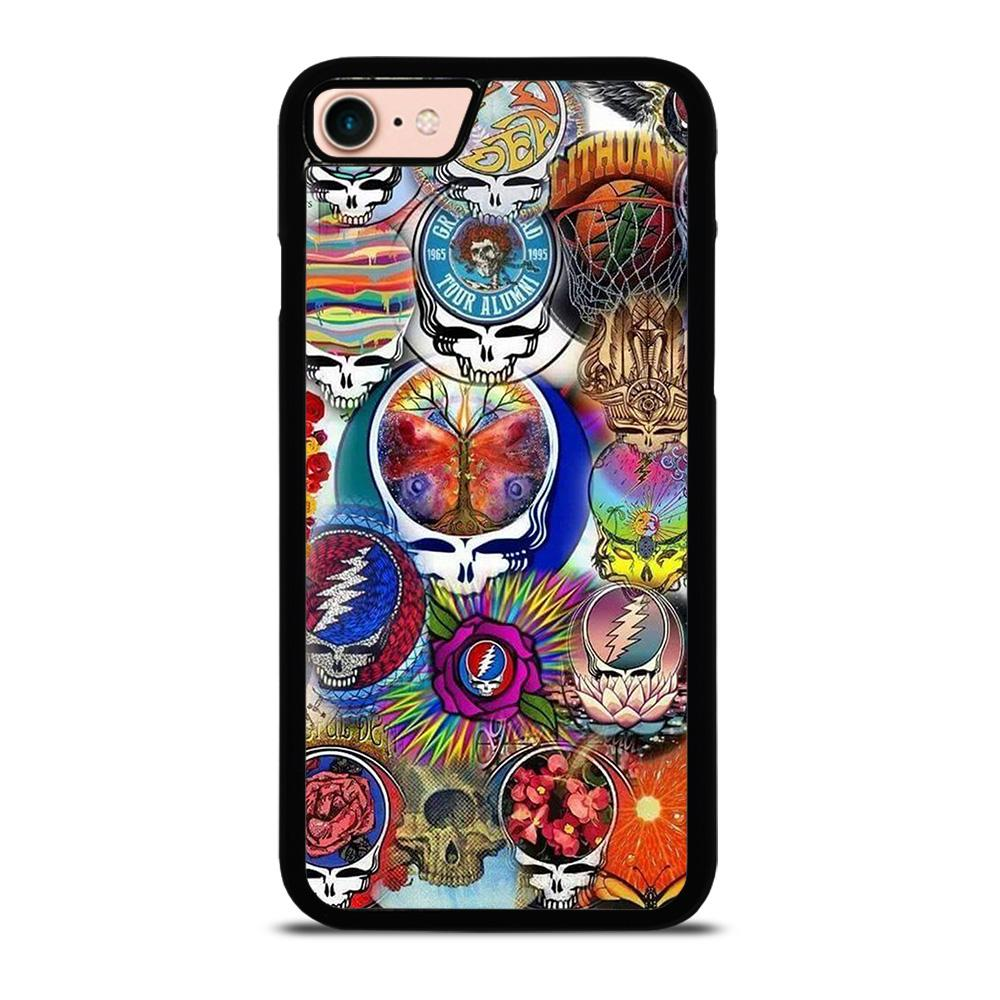 THE GRATEFUL DEAD LOGO Cover iPhone 8