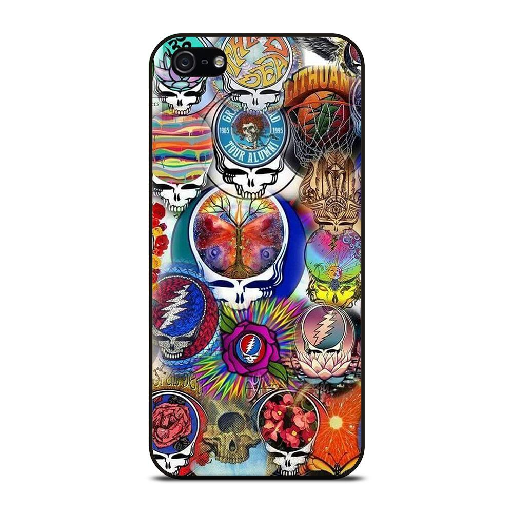 THE GRATEFUL DEAD LOGO Cover iPhone 5 / 5S / SE