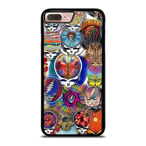 THE GRATEFUL DEAD LOGO Cover iPhone 8 Plus,cover iphone 8 plus burlon cover iphone 8 plus piquadro,THE GRATEFUL DEAD LOGO Cover iPhone 8 Plus
