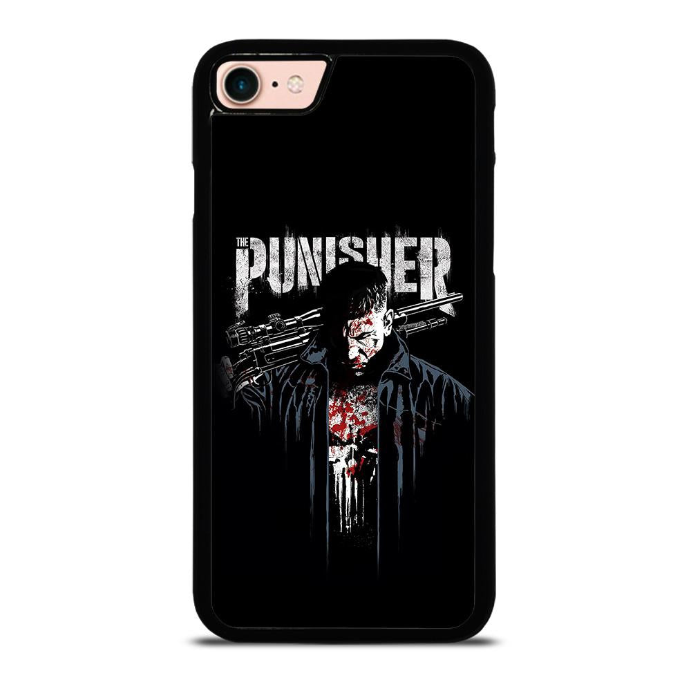 THE PUNISHER MARVEL COMICS Cover iPhone 8