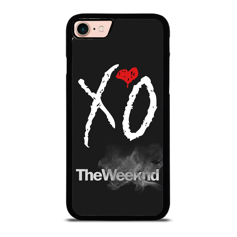THE WEEKND XO LOGO Cover iPhone 8
