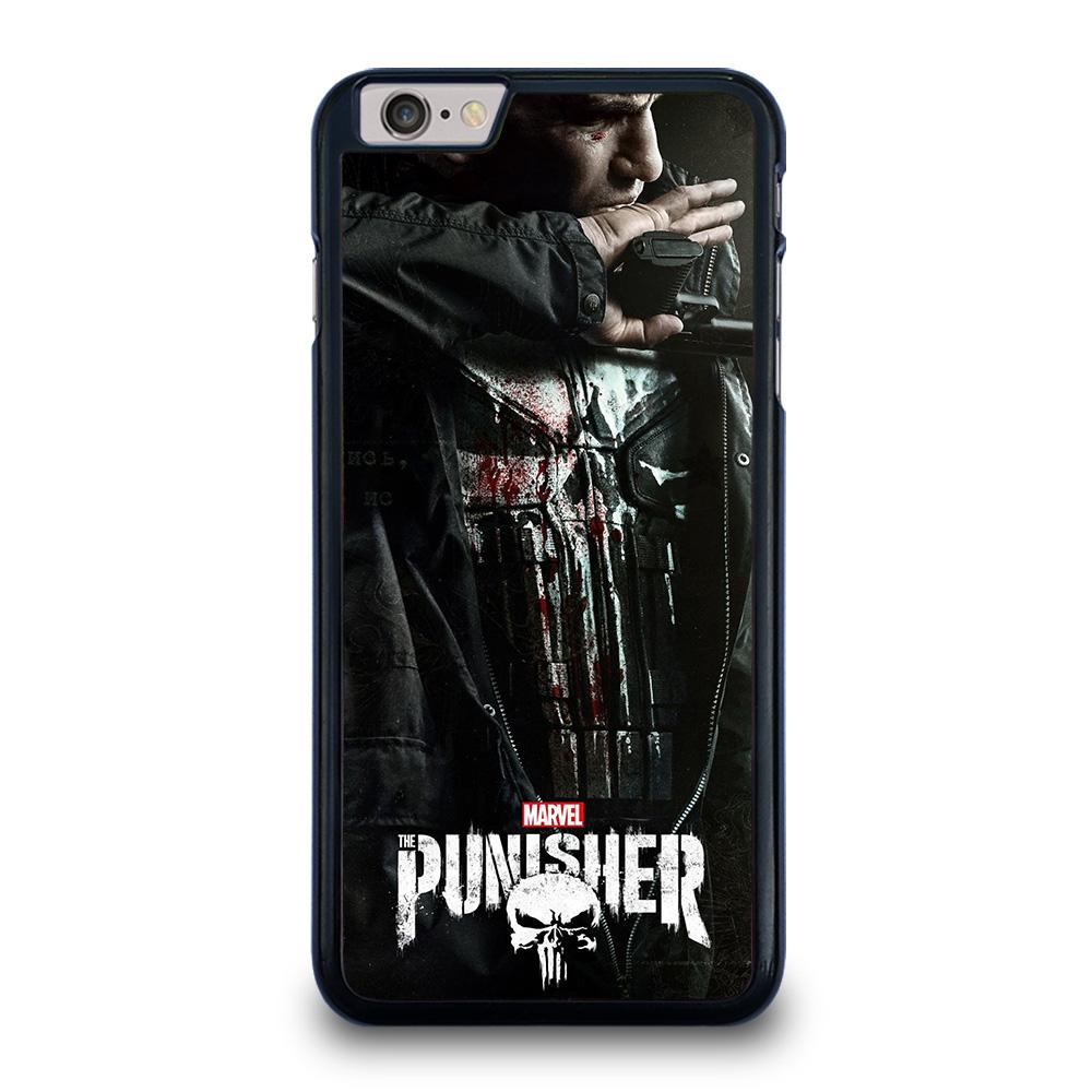 THE PUNISHER MARVEL MOVIE Cover iPhone 6 / 6S Plus