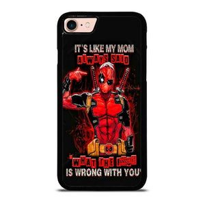 THIS IS DEADPOOL Cover iPhone 8