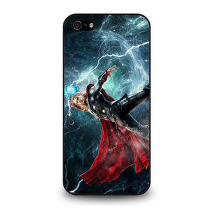 THOR AND THE NORSE GODS MYTHOLOGY Cover iPhone 5 / 5S / SE