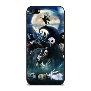 TIM BURTON MOVIES Cover iPhone 5 / 5S / SE