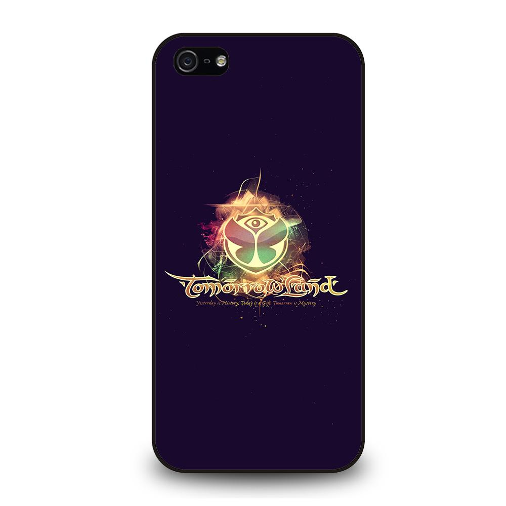 TOMORROWLAND MYSTERY LOGO Cover iPhone 5 / 5S / SE