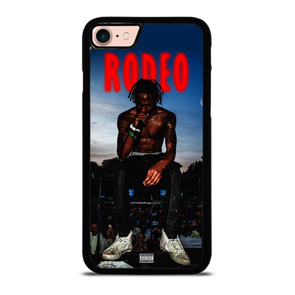 TRAVIS SCOTT RODEO Cover iPhone 8