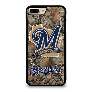 TREE CAMO MILWAUKEE BREWERS MLB Cover iPhone 7 Plus