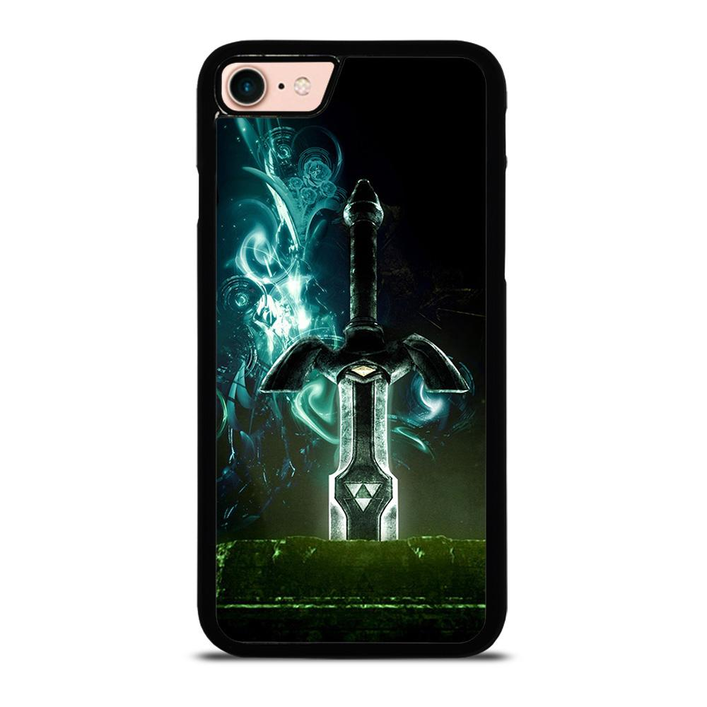 TRIFORCE LEGEND OF ZELDA Cover iPhone 8