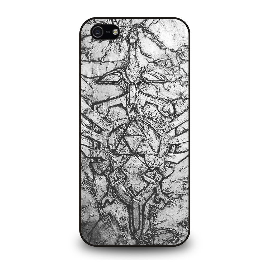 TRIFORCE RELIEF Cover iPhone 5 / 5S / SE