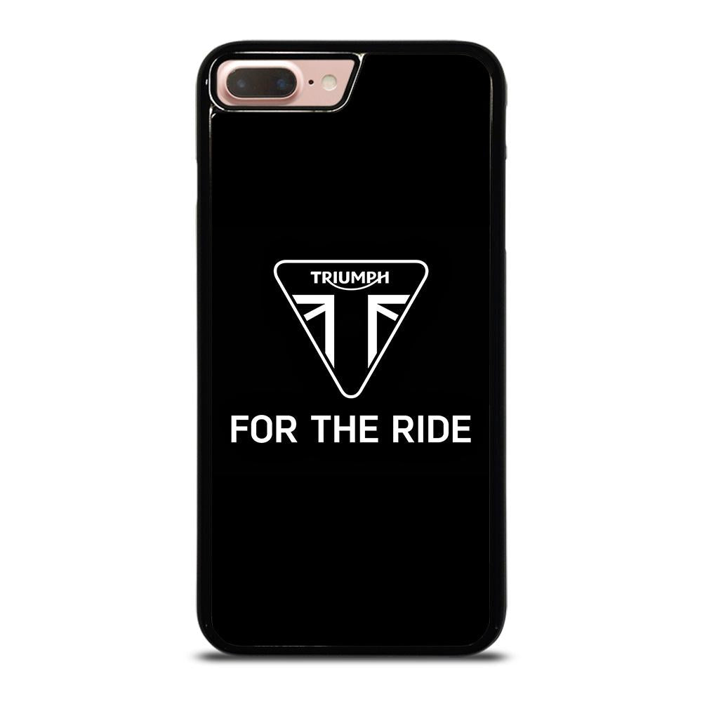 TRIUMPH FOR THE RIDE LOGO Cover iPhone 8 Plus,cover iphone 8 plus acqua cover iphone 8 plus pelose,TRIUMPH FOR THE RIDE LOGO Cover iPhone 8 Plus