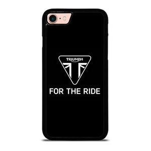 TRIUMPH FOR THE RIDE LOGO Cover iPhone 8