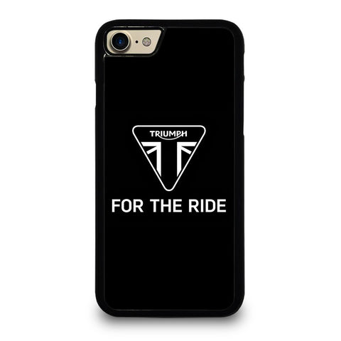 TRIUMPH FOR THE RIDE LOGO Cover iPhone 7
