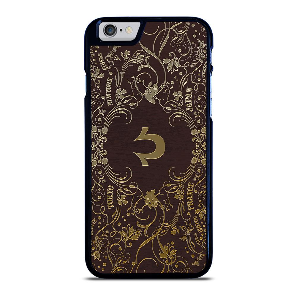 TRUE RELIGION GOLD ART Cover iPhone 6 / 6S