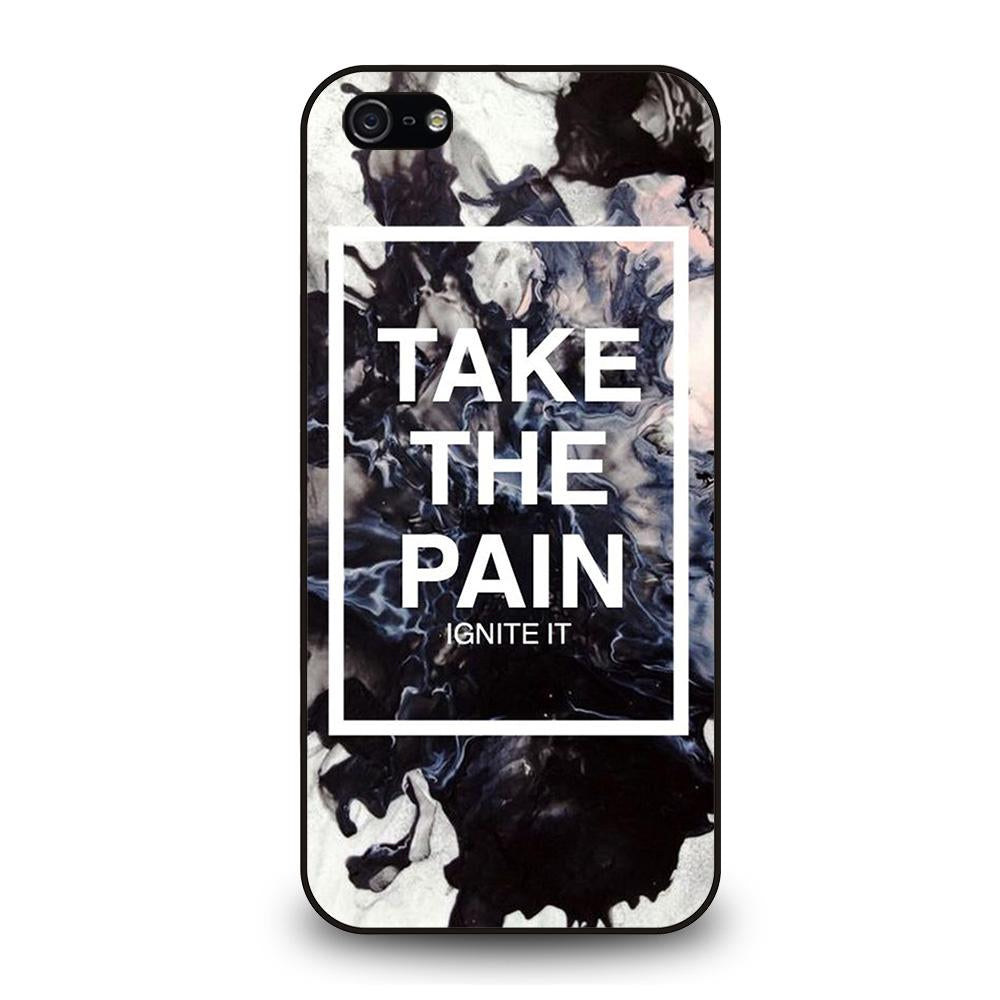 TWENTY ONE PILOTS TAKE THE PAIN Cover iPhone 5 / 5S / SE