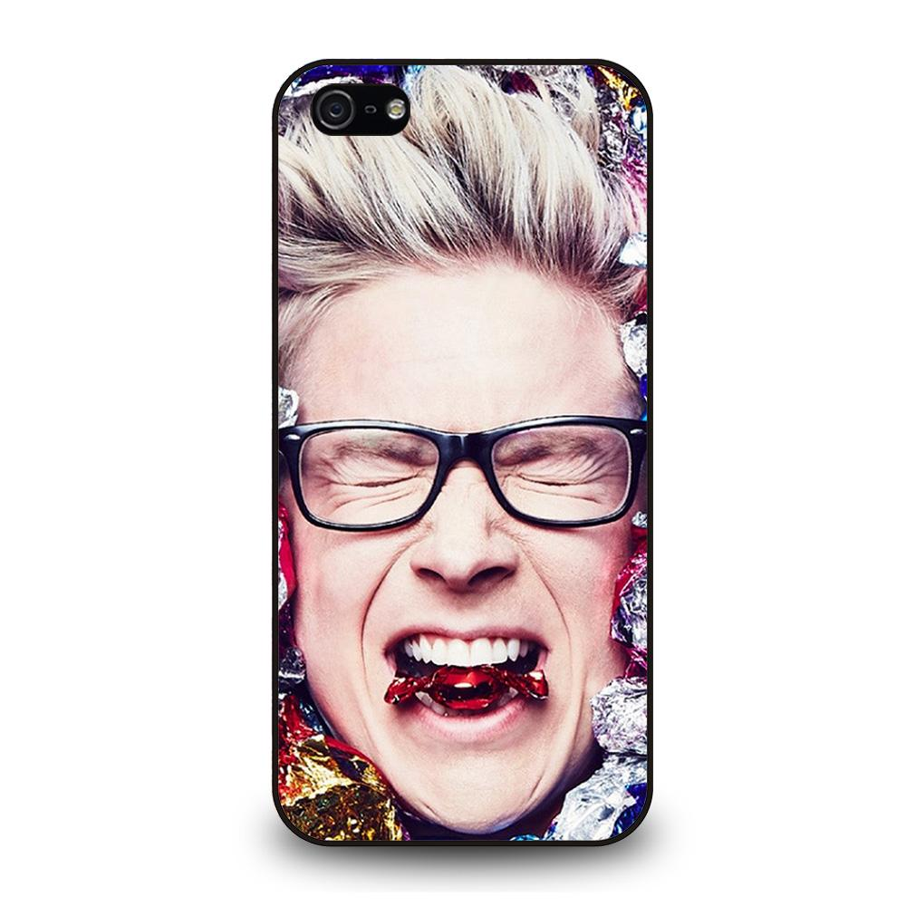 TYLER OAKLEY FACE Cover iPhone 5 / 5S / SE
