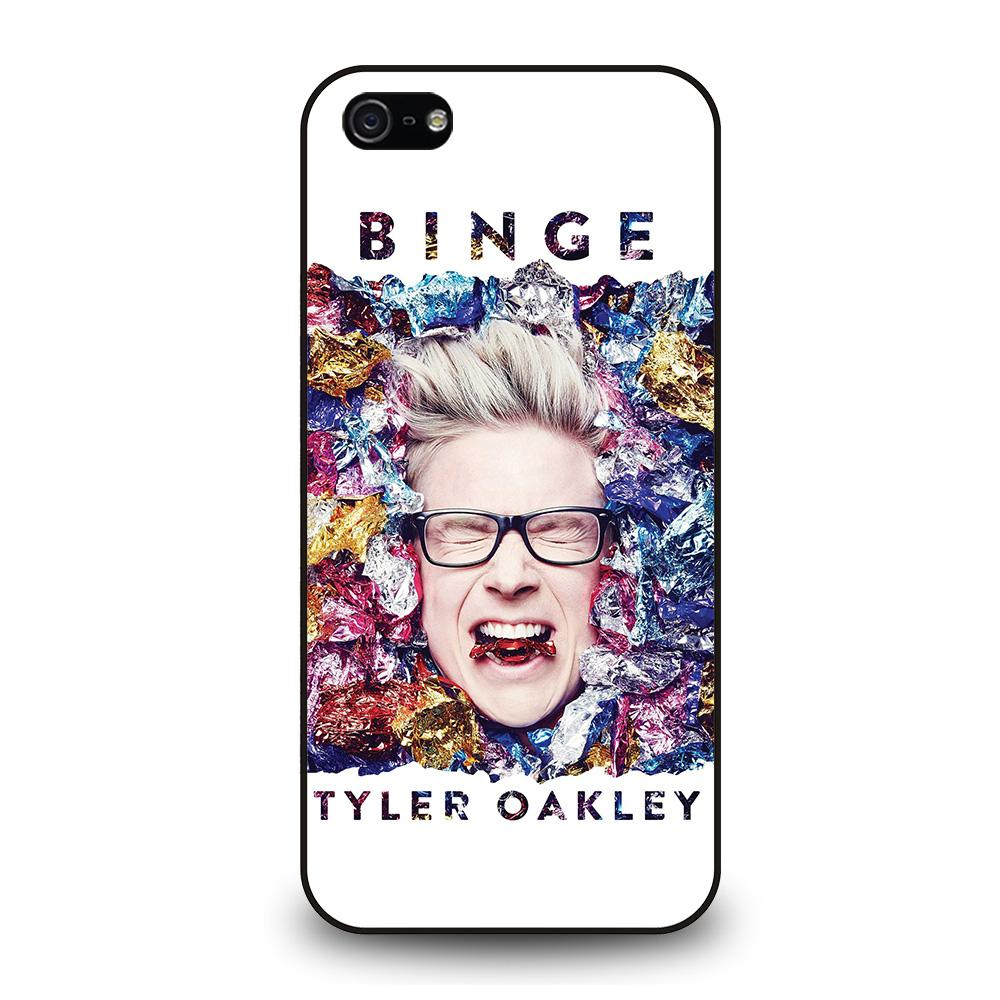 TYLER OAKLEY'S BINGE Cover iPhone 5 / 5S / SE