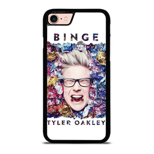 TYLER OAKLEY'S BINGE Cover iPhone 8
