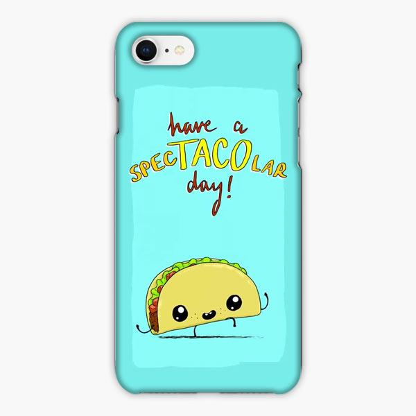 Custodia Cover iphone 6 7 8 plus Taco Bell Have A Spectacolar Day