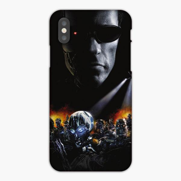 Custodia Cover iphone 6 7 8 plus Terminator Skynet Robot