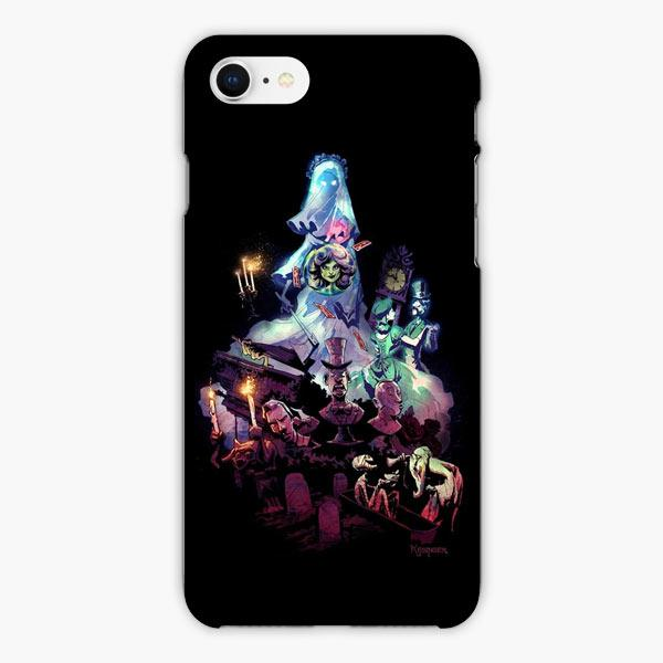 Custodia Cover iphone 6 7 8 plus The Haunted Mansion Ghoulish Delights