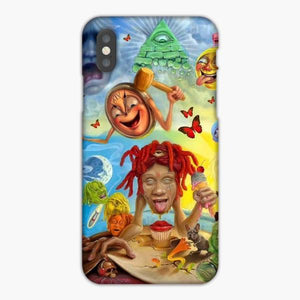 Custodia Cover iphone 6 7 8 plus Trippie Redd Lifes A Trip Cover