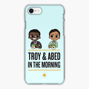 Custodia Cover iphone 6 7 8 plus Troy And Abed In The Morning