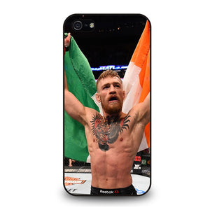 UFC FIGHT CONOR MCGREGOR Cover iPhone 5 / 5S / SE