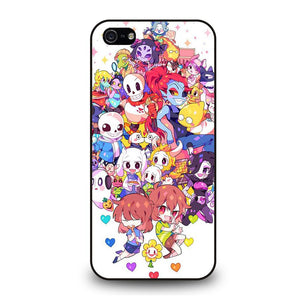 UNDERTALE CARTOON Cover iPhone 5 / 5S / SE