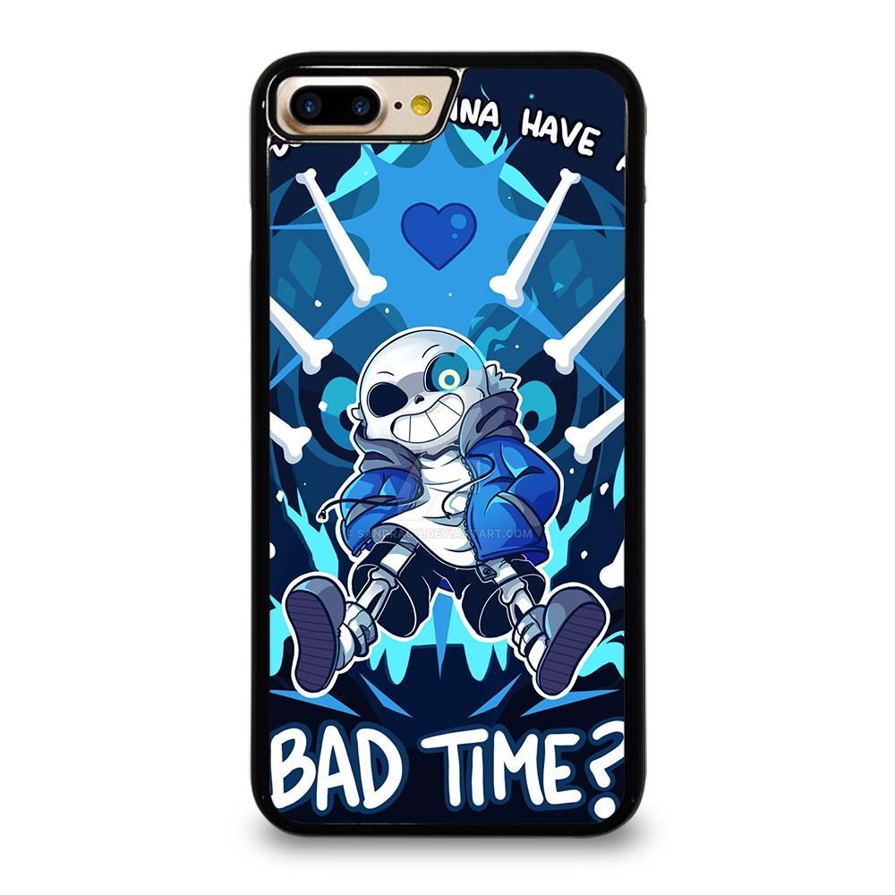 UNDERTALE SANS BAD TIME Cover iPhone7 Plus