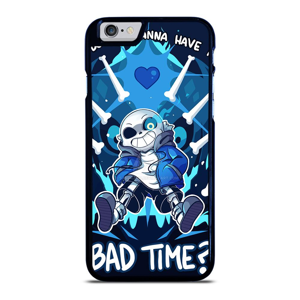 UNDERTALE SANS BAD TIME Cover iPhone 6 / 6S