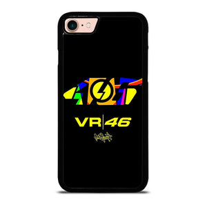VALENTINO ROSSI 46 LOGO THE DOCTOR Cover iPhone 8