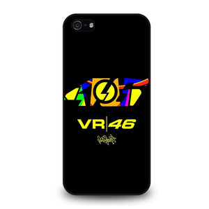 VALENTINO ROSSI 46 LOGO THE DOCTOR Cover iPhone 5 / 5S / SE
