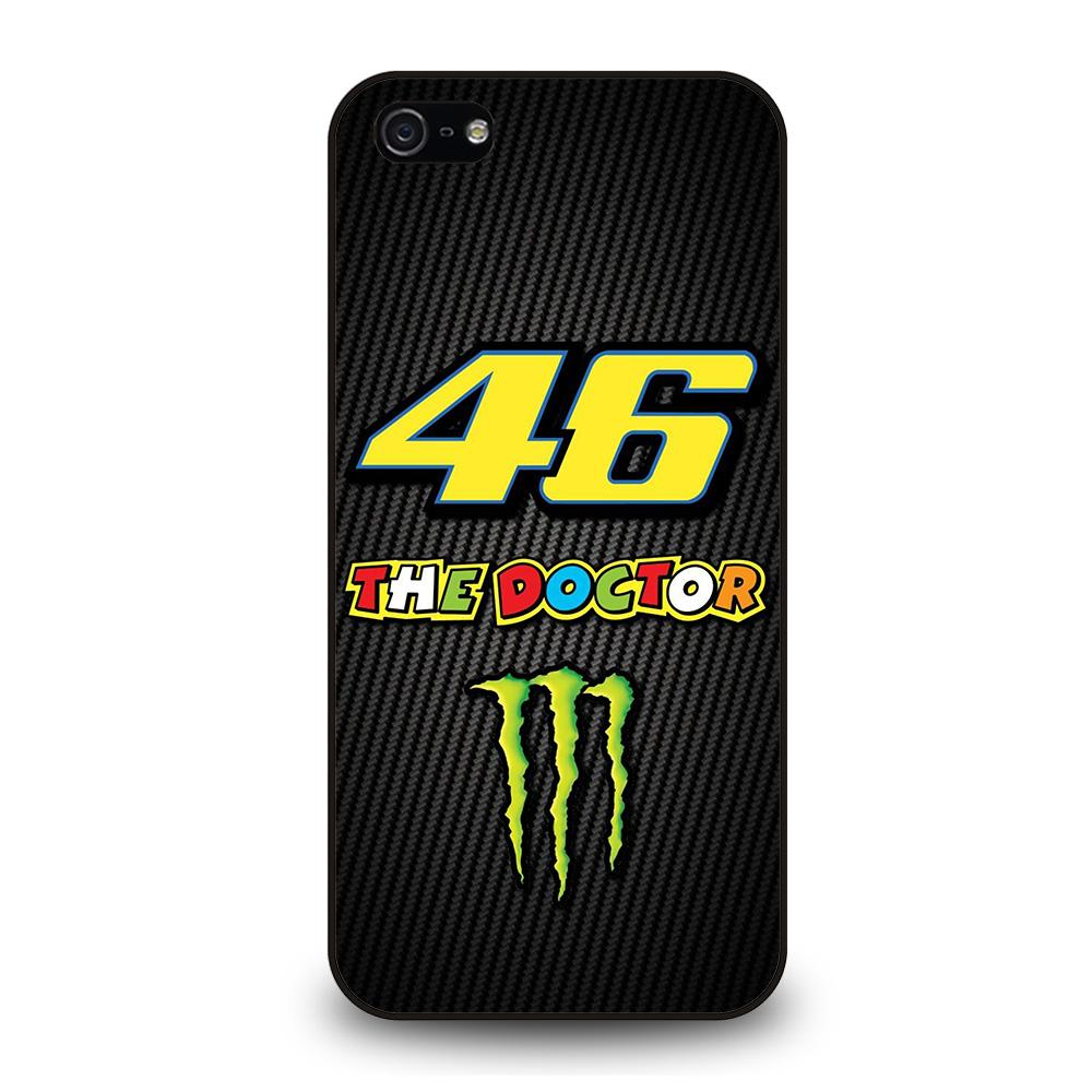 VALE 46 THE DOCTOR VALENTINO ROSSI Cover iPhone 5 / 5S / SE