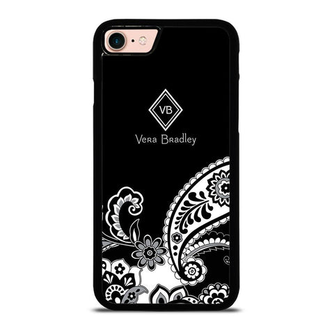VERA BRADLEY BLACK AND WHITE Cover iPhone 8