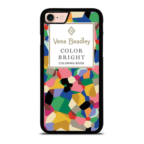 VERA BRADLEY COLOR BRIGHT CB Cover iPhone 8