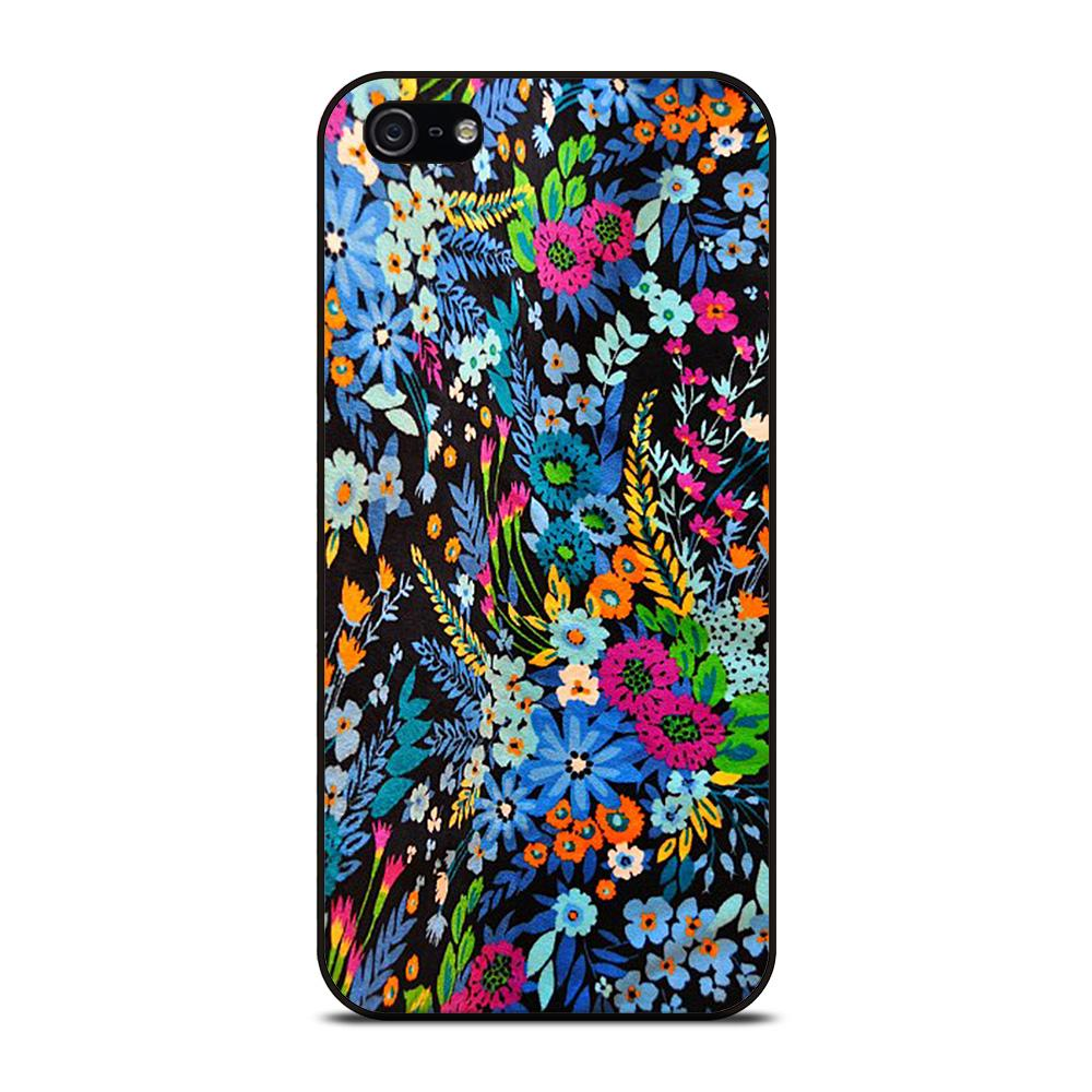 VERA BRADLEY MIDNIGHT BLUES Cover iPhone 5 / 5S / SE