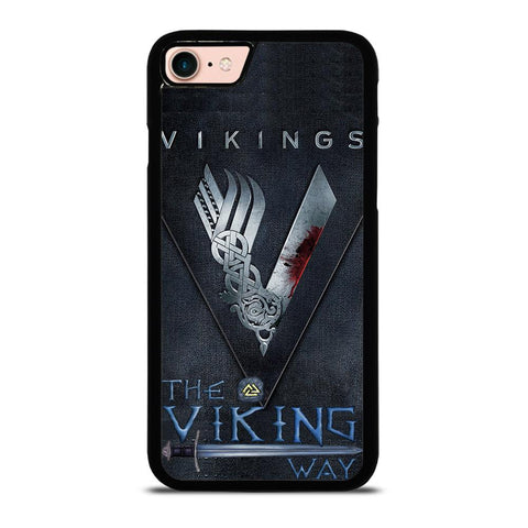VIKINGS THE VIKING WAY Cover iPhone 8