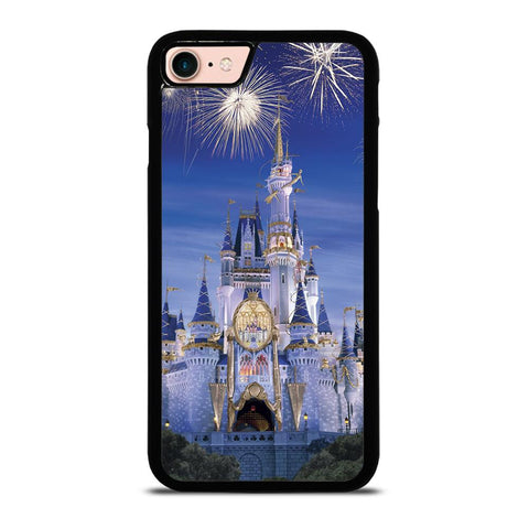 WALT DISNEY CASTLE FIREWORKS Cover iPhone 8