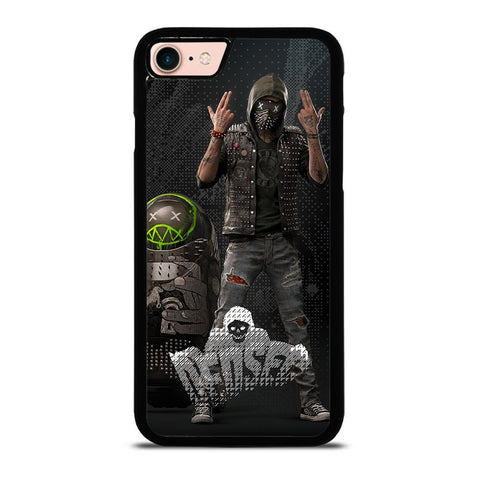 WATCH DOGS 2 DEDSED Cover iPhone 8